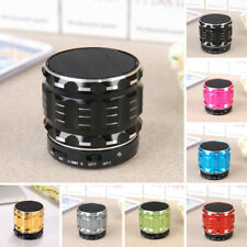 Bluetooth Wireless Mini Super Bass Speaker for iPhone Samsung Tablet PC Useful.