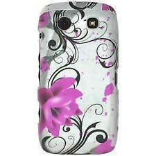 Premium Soft Cover Hard Shell Snap On Back Case for BlackBerry Torch 9850 9860