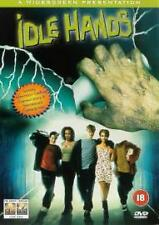 IDLE HANDS - JESSICA ALBA - NEW / SEALED DVD - UK STOCK