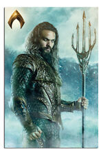 Justice League Aquaman Trident Poster New - Maxi Size 36 x 24 Inch