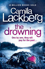 The Drowning (Patrik Hedstrom and Erica Falck, Book 6) by Camilla Lackberg (Pape