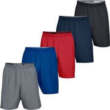 Under Armour 2019 Mens UA Woven Graphic Wordmark Sports Fitness Gym Shorts