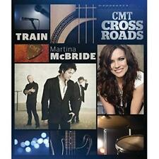 CMT Crossroads: Train And Martina McBride [DVD] USED!
