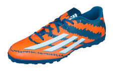 Mens adidas Soccer Shoes Messi 16.0 TF Astro Turf Sneakers Teal Orange See Sizes