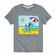 Pete The Cat The Purrfect Vacation - Toddler Short Sleeve Tee