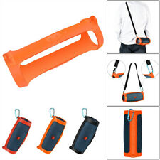 Fashion Bluetooth Speaker Portable Mountaineering Silicone Case For JBL Charge 4