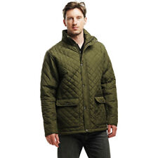 Regatta Mens Tyler Quilted Water Repellent Jacket 60% OFF