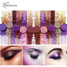 18 Colors Cosmetic Matte Eyeshadow Cream Makeup Palette Shimmer  Eye shadow Set