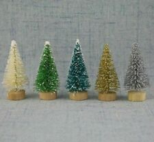 Christmas Tree Desktop Decor Pine Party Supplies Kids Gift Toys Decoration Home