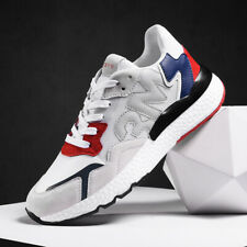 Mens Fashion Casual Shoes Ultralight  Breathable Sports Sneakers Outdoor Walking