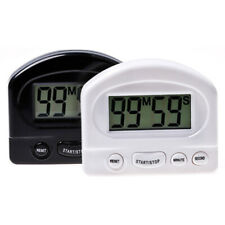 Mini Count Down Timer Home Digital Display Screen Minutes Cooking Seconds