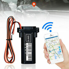 Waterproof GSM GPS GPRS Tracker Locator Car Vehicle Tracking Device Realtime CY1
