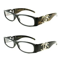 Fashion Reading Glasses Readers Various Colors and Strengths Small Frame $8.99