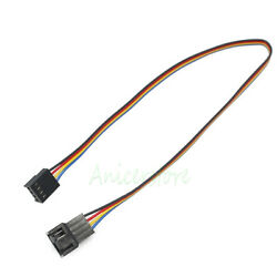 PC Cooling Fan 4 Pin to 3pin4pin PWM Convert Connector Extension Cable 300mm $4.99