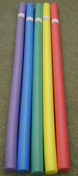 Pool Noodle Swimming Pool Noodles Wacky Noodle Foam Noodle SOLID CORE NO HOLE    $6.75