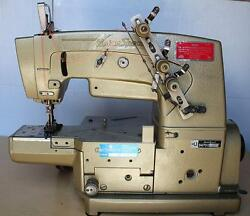 UNION SPECIAL 34700 KF16 2-Needle 3-Thread Coverstitch Industrial Sewing Machine