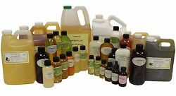 Pure BuritiFruit Exotic Oil Cold Pressed Organic Passionfruit 2oz up to gallon