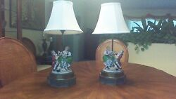 Vintage Lamps and Figureens $55.00