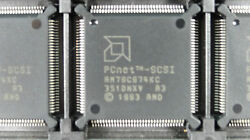 Lot of 5 AMD AM79C974KC W PCnet SCSI Controller for PCI system 384 $22.50