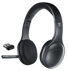 Logitech H800 Wireless Headset for PC Tablets and Smartphones
