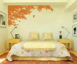 Large Wall Tree Top Nursery Decal Branches Wall Art Sticker Bedroom Decor Pop $39.99