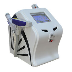 New SHR laser machine for hair removal tatoo removal and skin treatment M600++