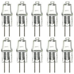 10pcs G8 120V 20W 20watt Halogen Light Lighting Lamp Bulb US Ship UV Protected! $16.99