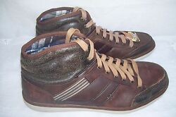 New Men's Skechers Relaxed Fit Define Trevino Athletic Shoe 64239 Chocolate 49E