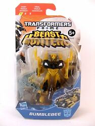 TRANSFORMERS BEAST HUNTERS BUMBLEBEE 3 FIGURE LEGION CLASS BRAND NEW $11.81