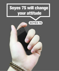World#x27;s Smallest Unlocked Soyes 7S Mini Smartphone Dual Sim Android TouchScreen $79.98