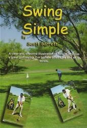 FULL SWING SWING SIMPLE GOLF INSTRUCTION DVD VIDEO SCOTT BARRETT $16.00