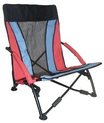 Beach Chair Festival Camping Strong Compact Folding Picnic Hiking Seat with bag