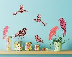 Flower Wall Decal Stickers $19.95