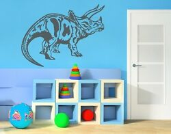 Triceratops Highest Quality Wall Decal Stickers $29.95