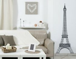 Eiffel Tower Highest Quality Wall Decal Stickers $39.95