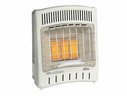 Thermostat Control 16500 BTU Infrared Radiant LP Gas Vent Free Heater $329.72