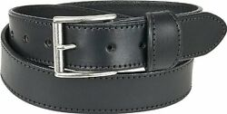 NEW Occidental Leather B6505-44 Bridle Leather Pant Belt 44-Inch Black