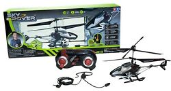 Sky Rover Voice Command Heli Vehicle Sale $34.99