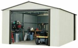 Murrayhill 14x31 Shed - Coffee  Almond and High Gable