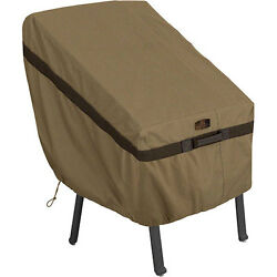 Classic Accessories Hickory Adirondack Chair Cover Tan