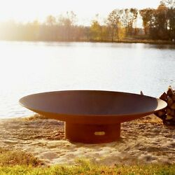 FIRE-AS60-Asia Fire Pit Size: 60