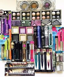 Lot of 30 Hard Candy Makeup Wholesale EYES ONLY No Duplicates SEALED