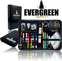 Evergreen Art Supply SEWING KIT - THE MOST EXPANSIVE & HIGHEST QUALITY KIT -