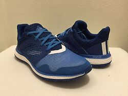 Adidas Energy Bounce 2 M Men´s Running Shoes Sneakers Blue White AQ3153 $89.99