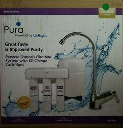 Pura Culligan Reverse Osmosis Drinking Water Filtration System