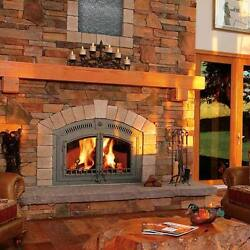 Energy Efficient FireplaceNZ6000 by Napoleon WOOD FIREPLACE PACKAGE MAKE OFFER!