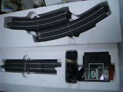 HO quot; POWER PACK quot; amp; ROAD BED 36 X 45 quot; BACHMANN TRACK w mp POWER TO THE TRACK $69.98