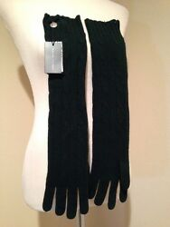 $225 Ralph Lauren Black Label 100%Cashmere 18