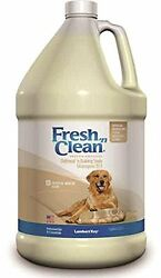 BRAD-442369-Lambert Kay Fresh N Clean Oatmeal N Baking Soda Dog Shampoo 1-Gall
