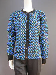 MARNI 50 % wool cardigan NEW perfect condition never used  size 46 italian